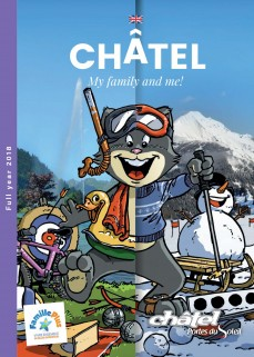 Châtel my family and me 2018