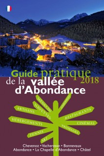 Guide pratique Vallée d'Abondance 2018