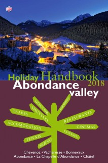 Holyday handbook Abondance Valley