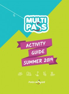 Multi Pass activities guide 2019