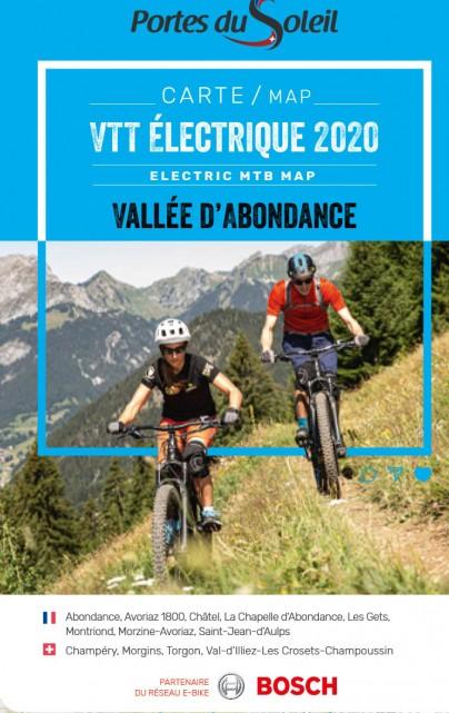 Plan VTT électrique 2020