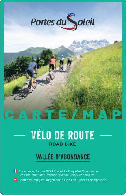 Carte Vélo de Route 2021