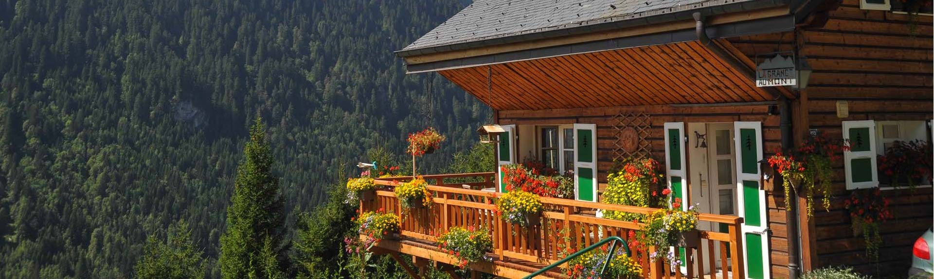 Appartements, chalets
