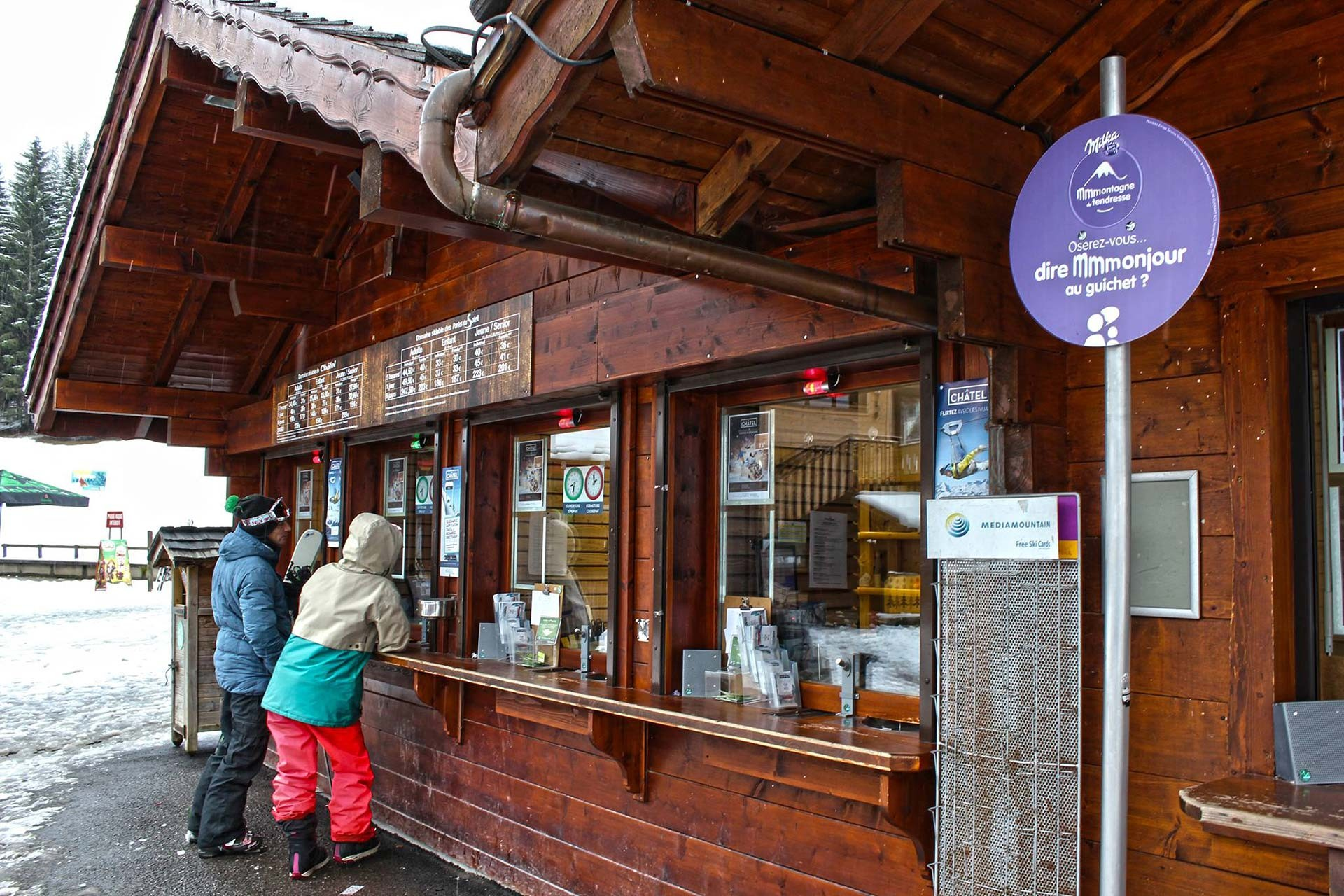 Where to buy your ski passes?