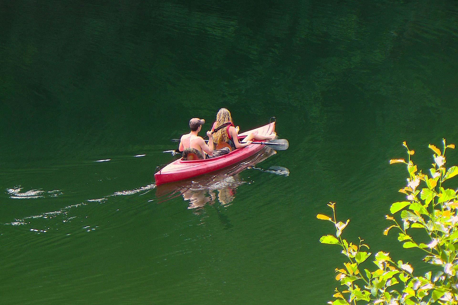 Canoë - Kayak