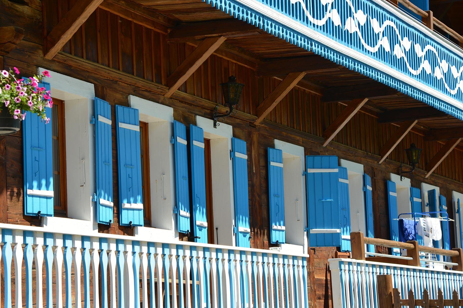 Chalets & Balcons
