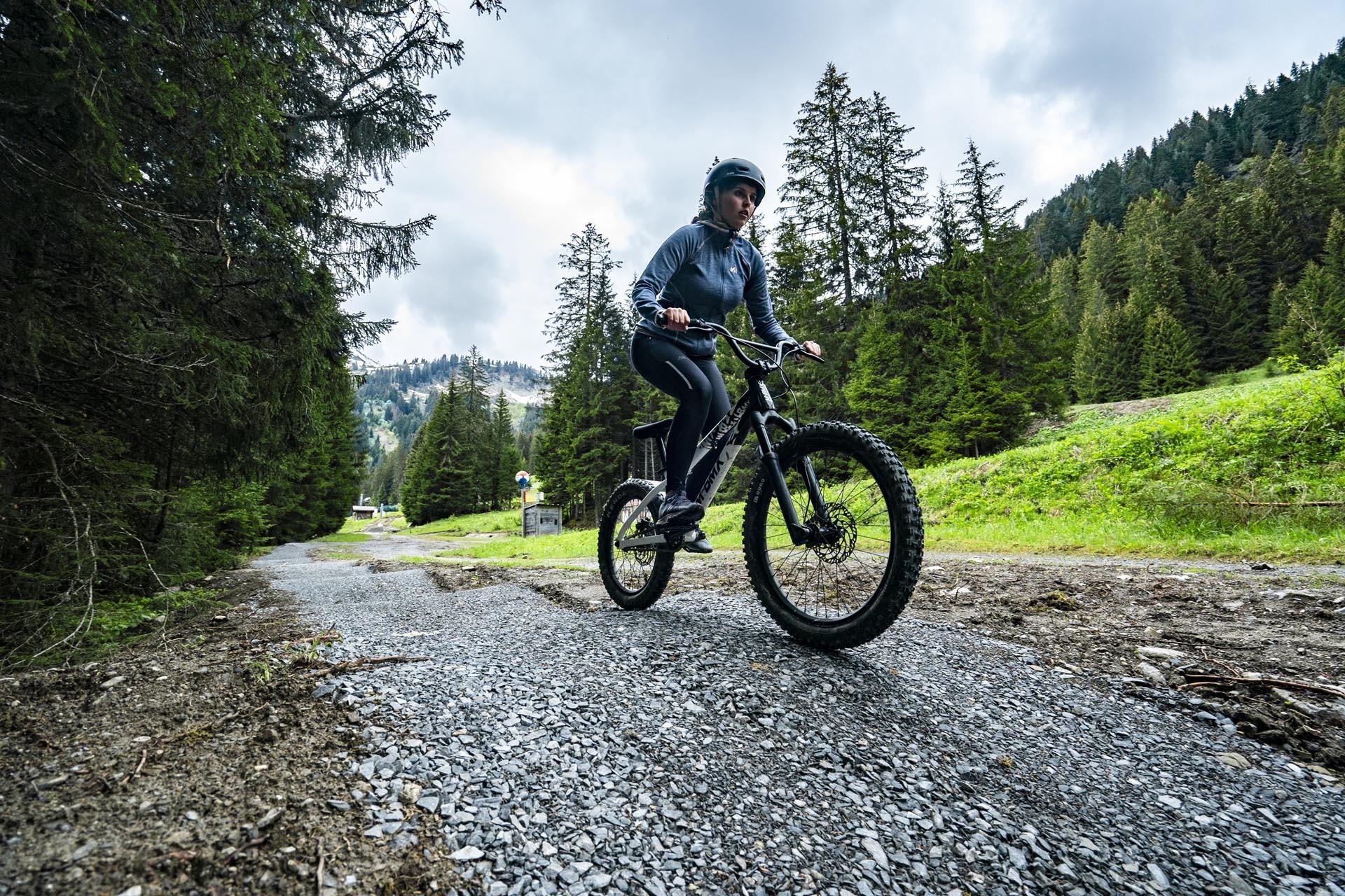 Nouveau : Châtel M-BMX® Biathlon