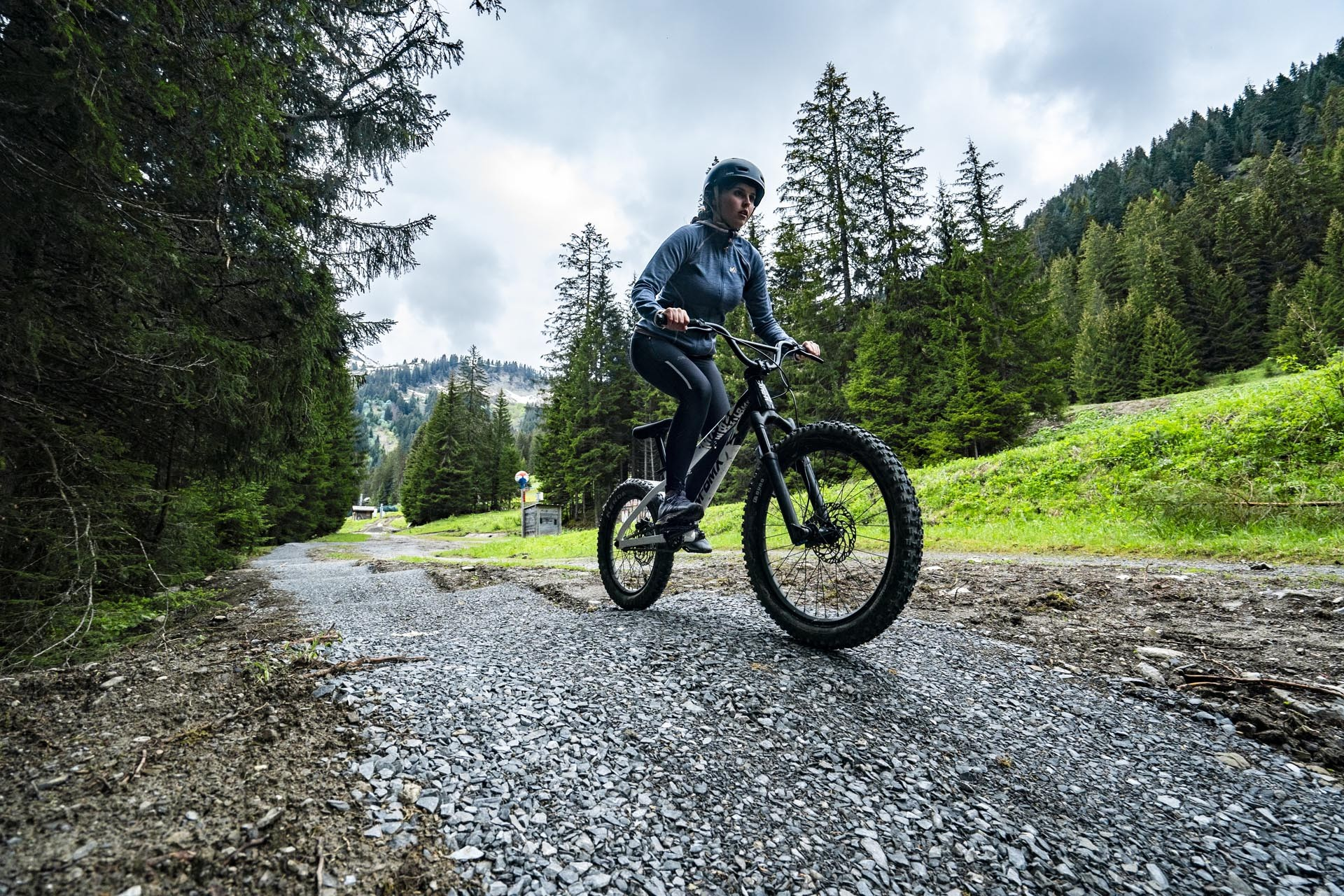 New : Châtel M-BMX® Biathlon