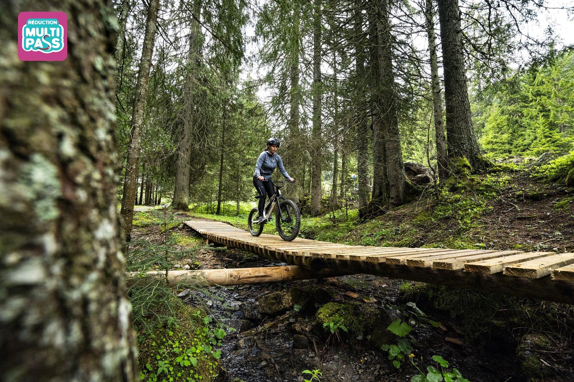 Nieuw : Châtel M-BMX® Biathlon