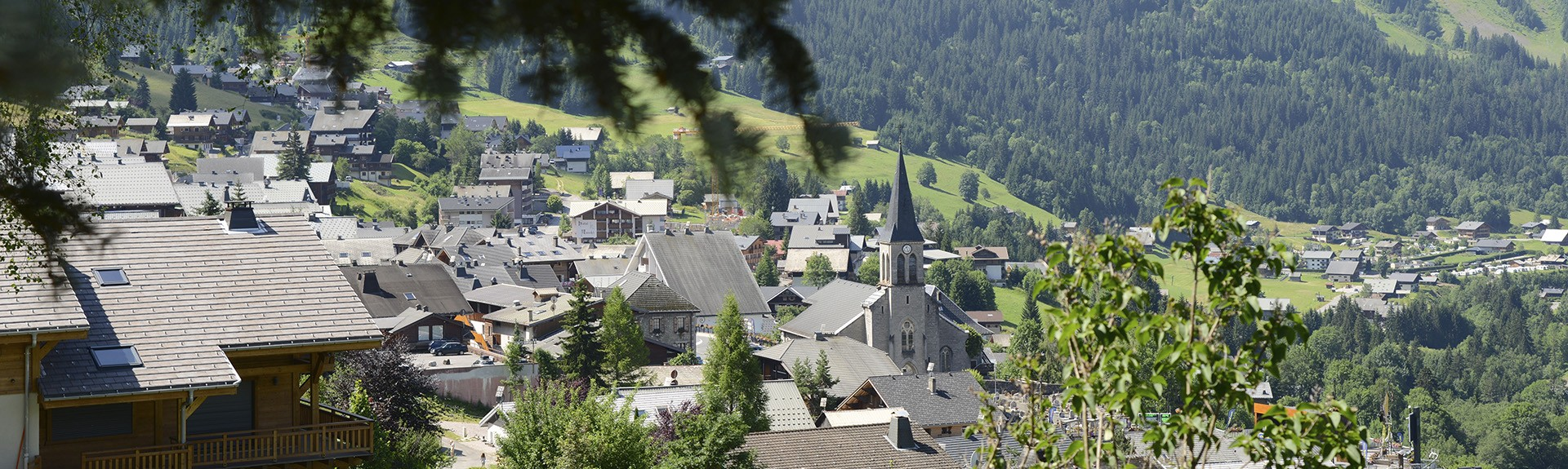 Church, chapels