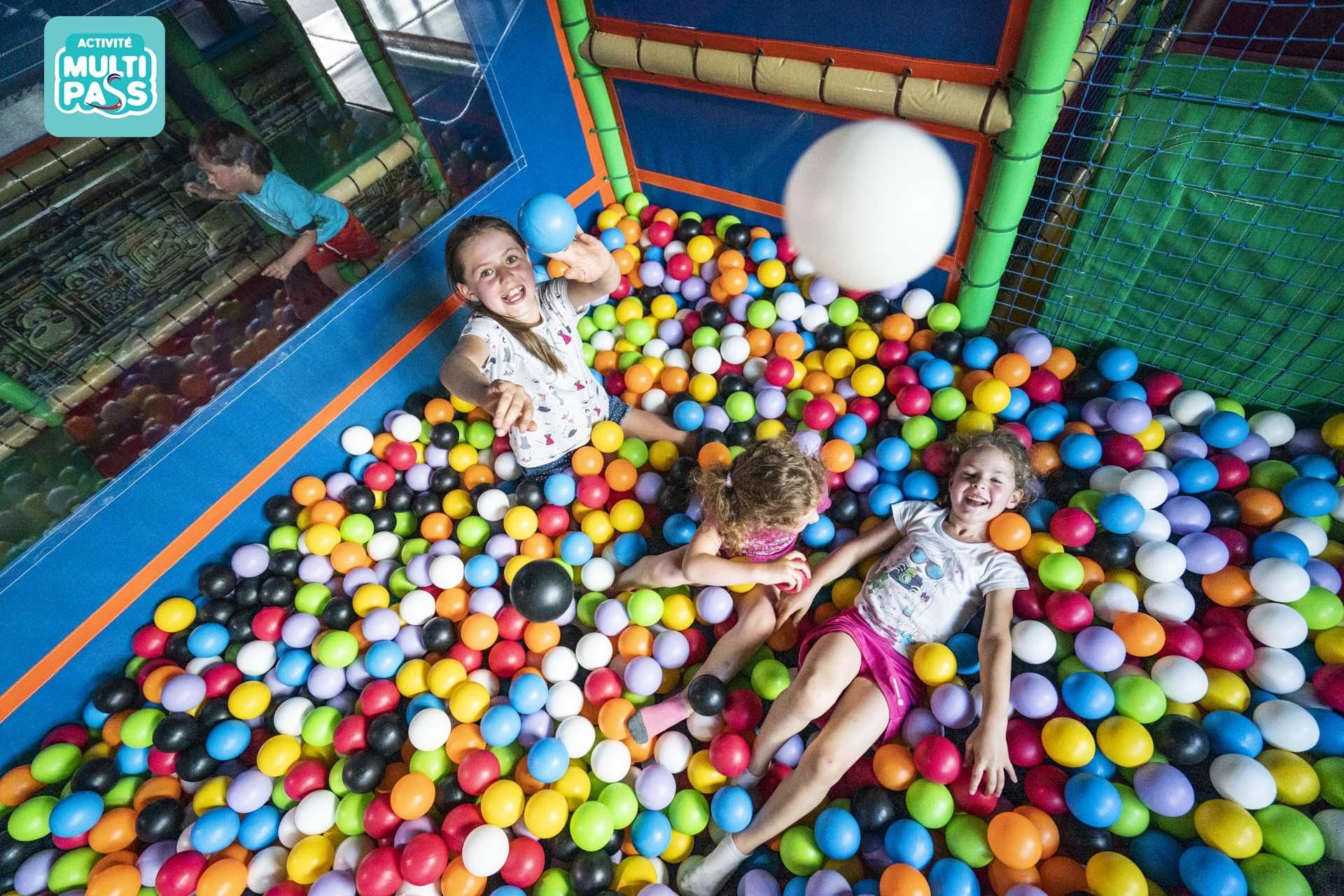 Indoor speelplaats