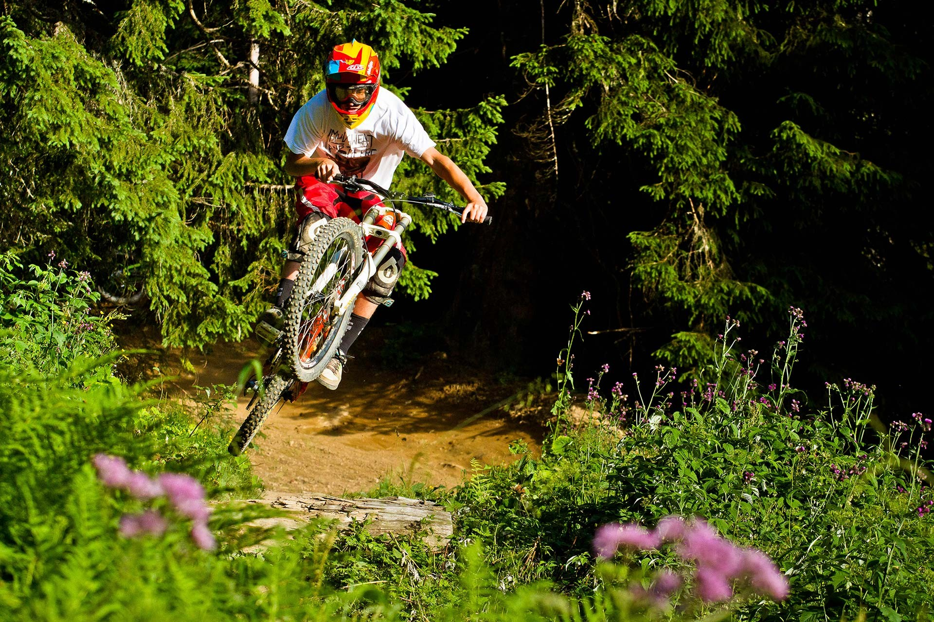 Dates d'ouverture du Bike Park