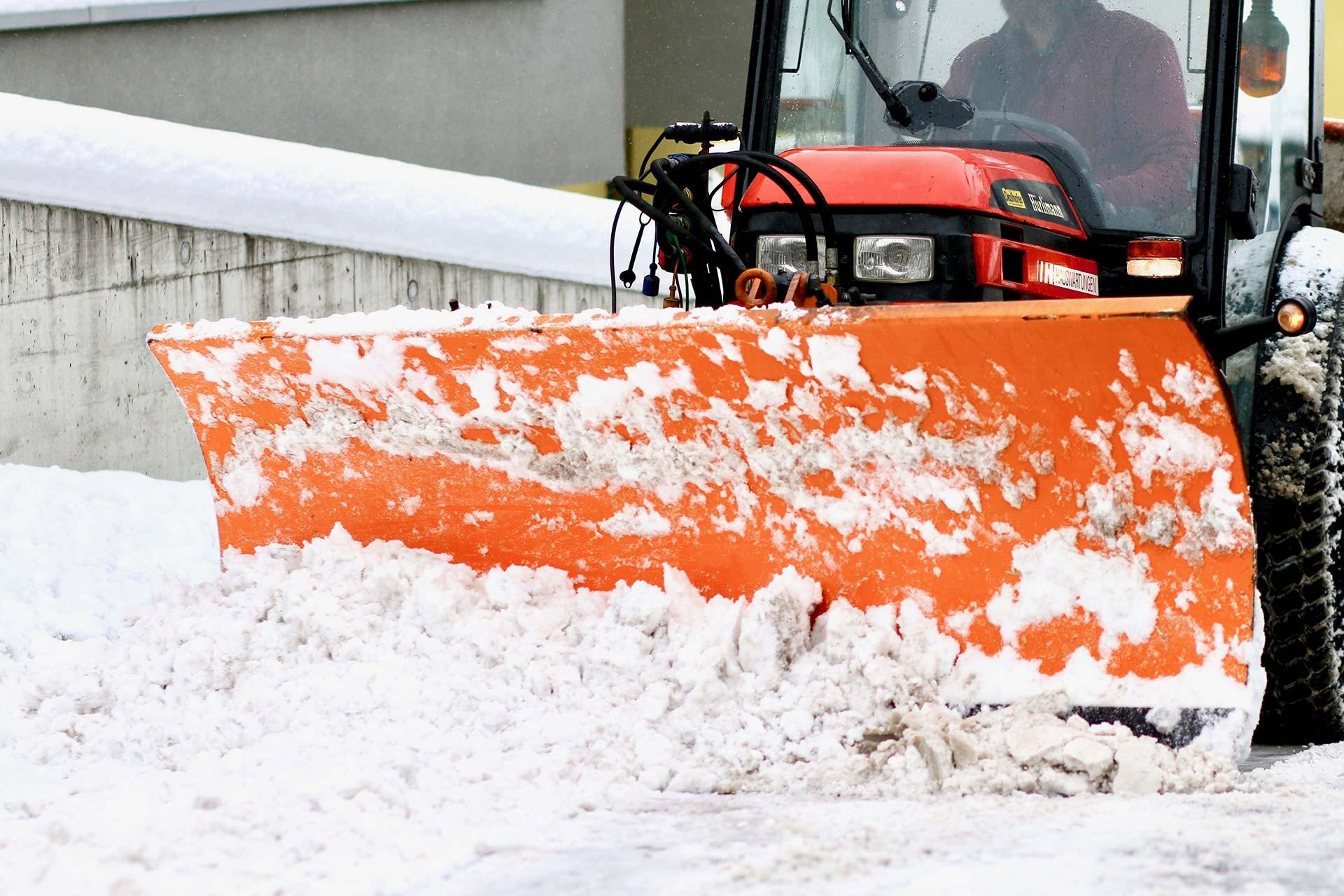 Sneeuwruiming