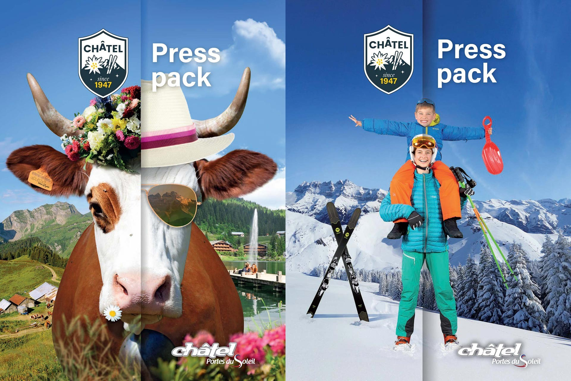 Press packs