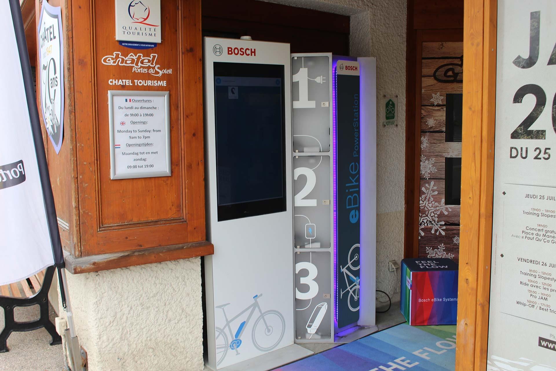 E-bike chargers