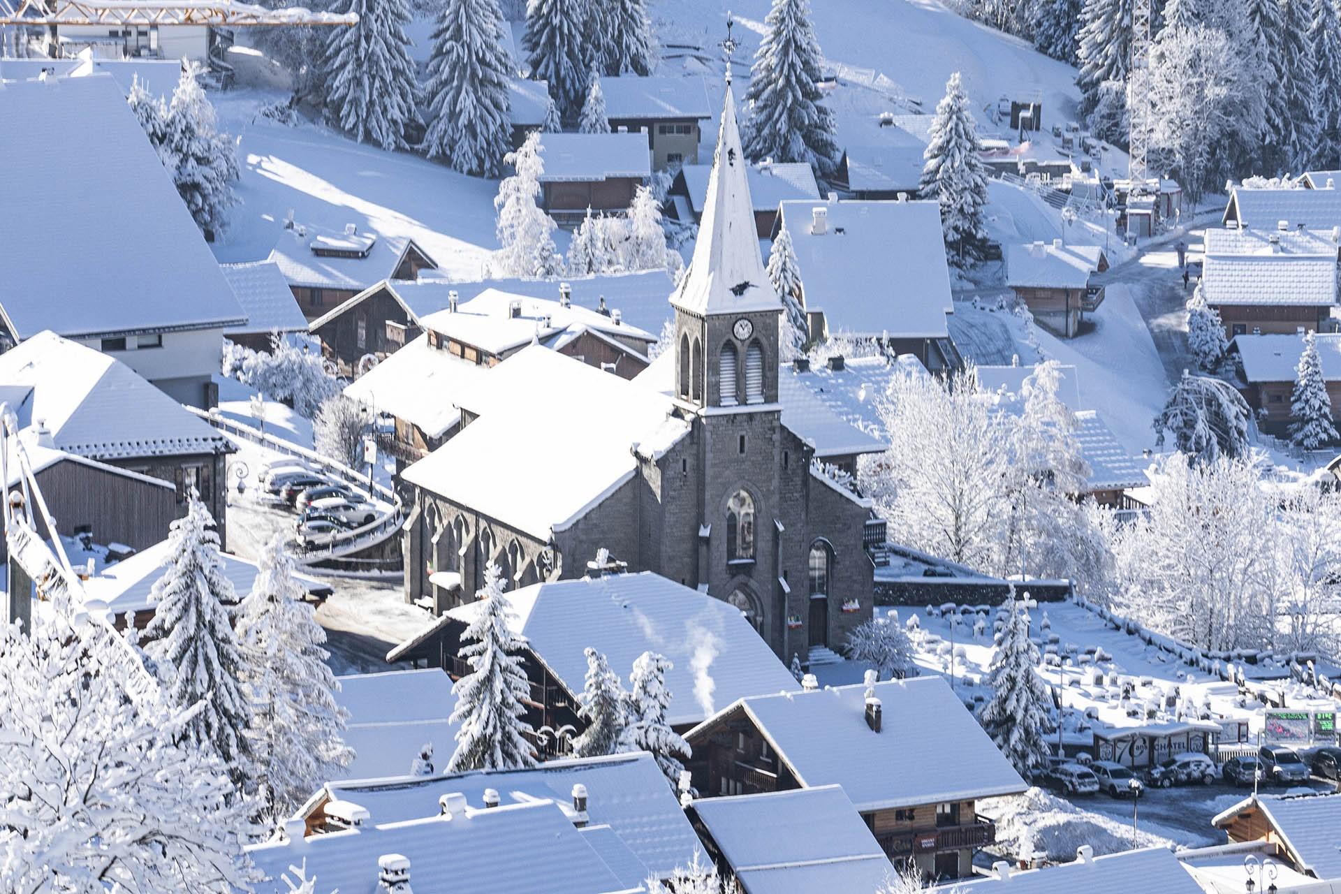 Eglises, chapelles