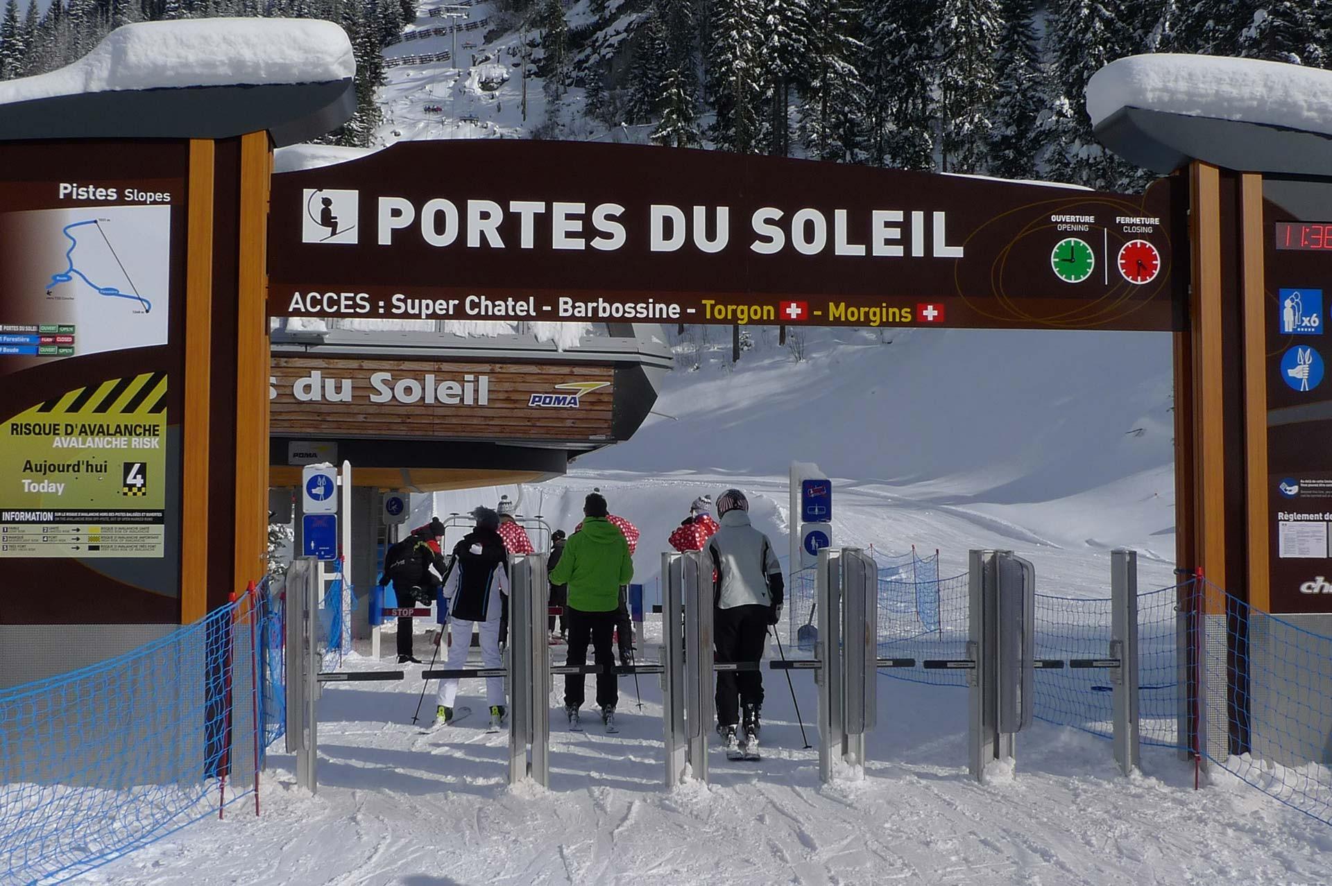 Ski passes, insurance