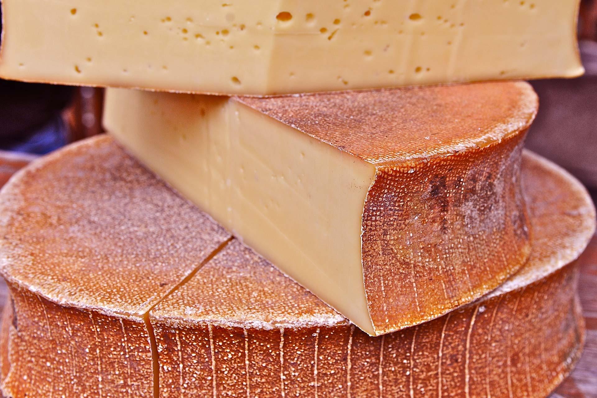 Abondance-kaas, een BOB-product