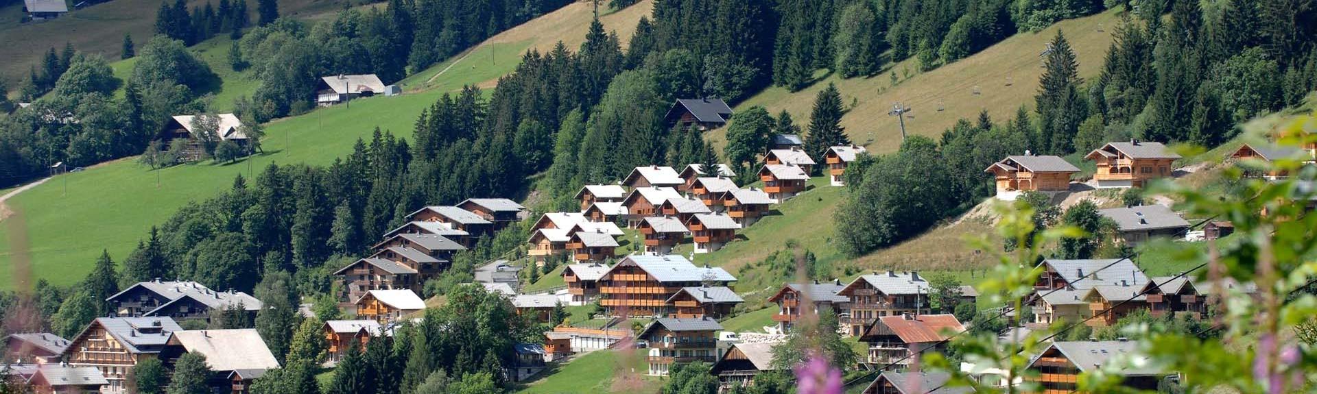 Les centres de vacances, hôtels pour groupe