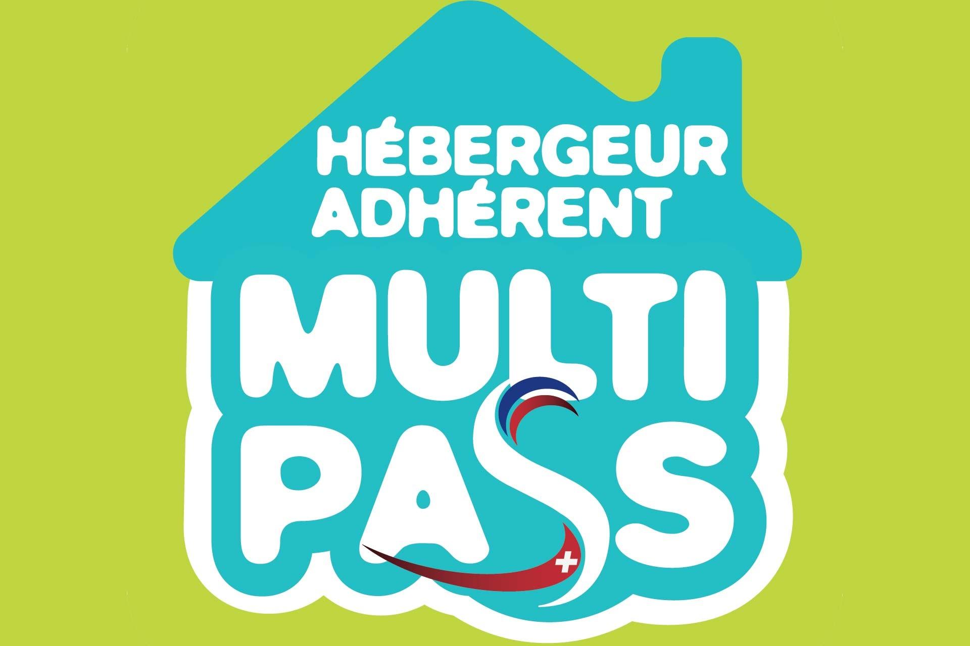 Hébergeurs partenaires du Multi Pass