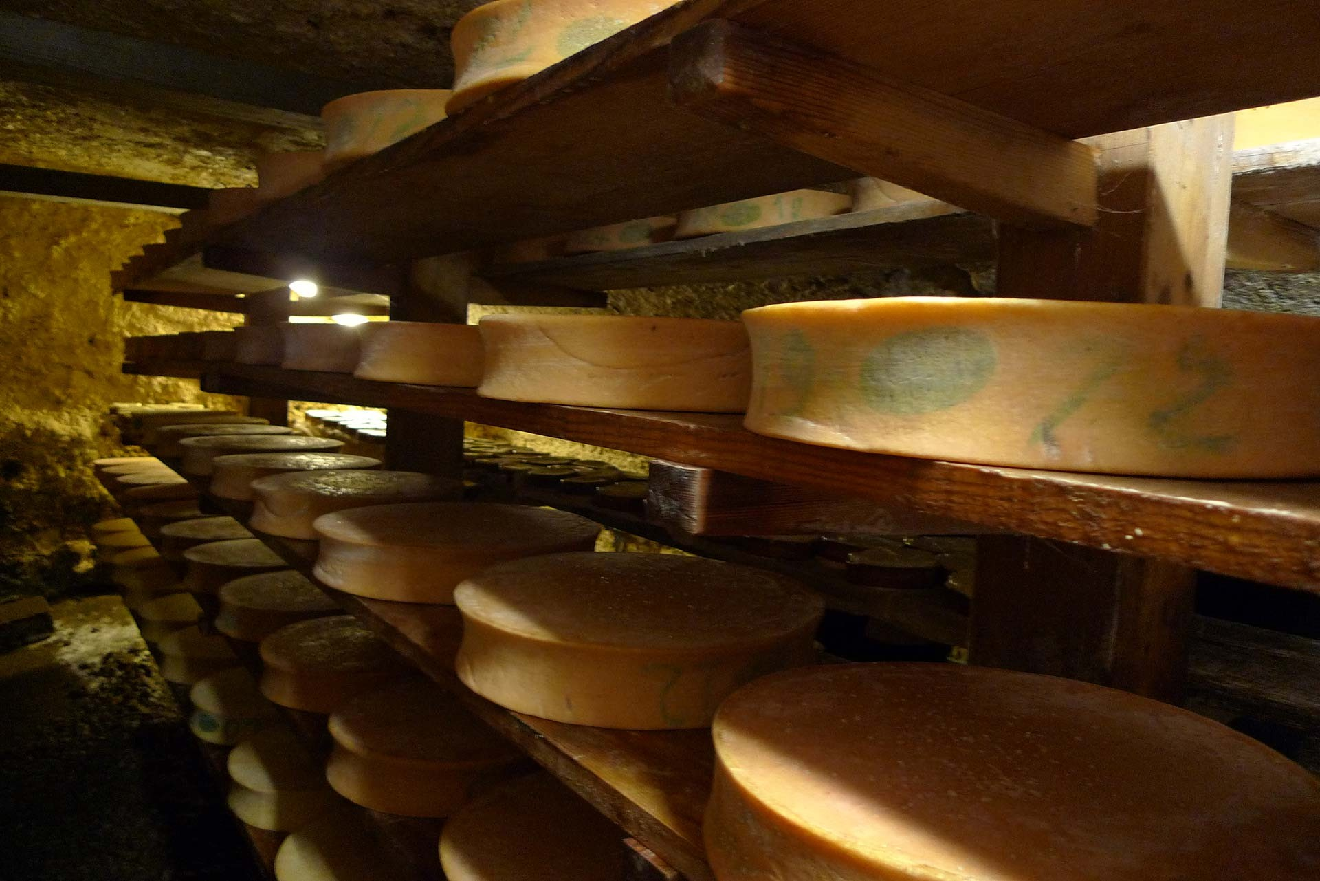 Fabrication du fromage