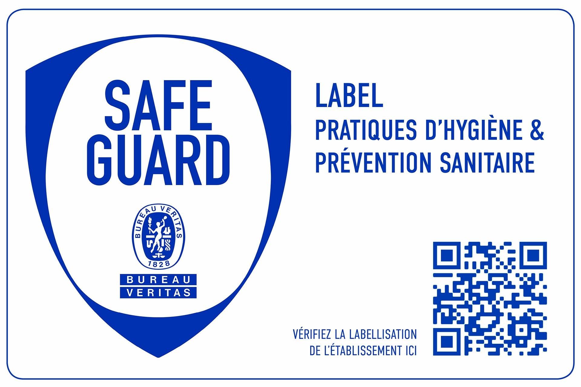 Le label Safe Guard