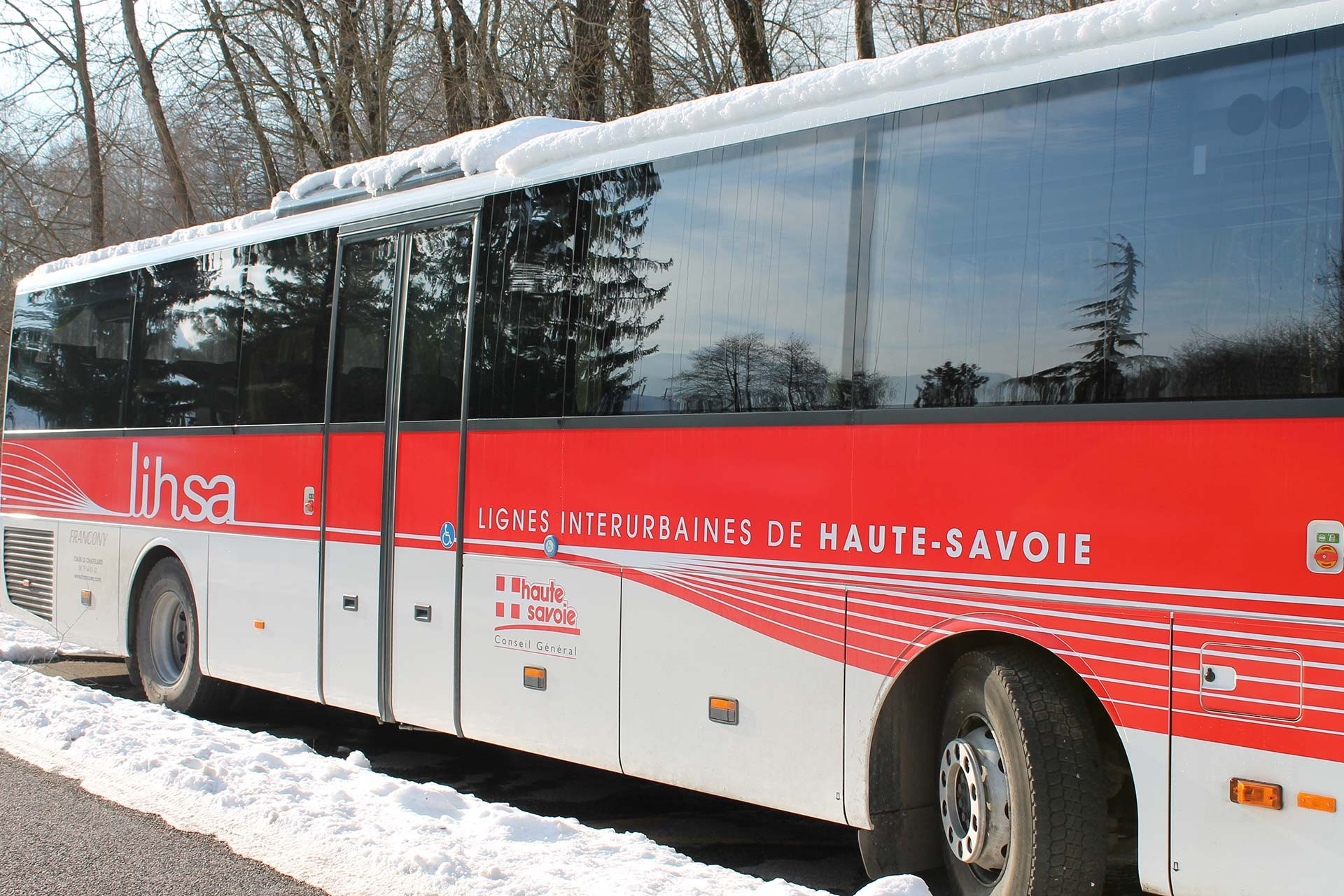Lihsa buses