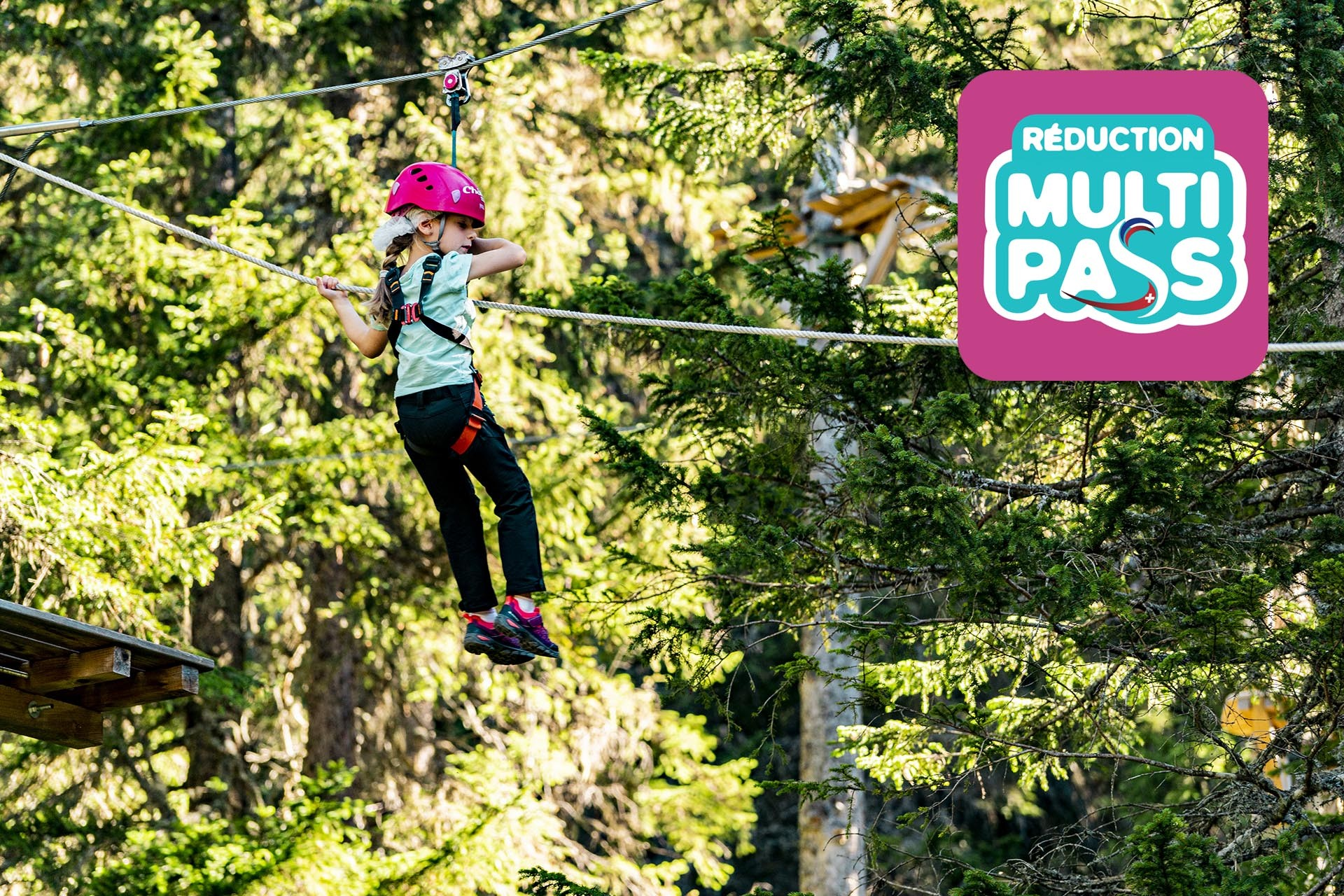 Multi Pass discounts in Châtel