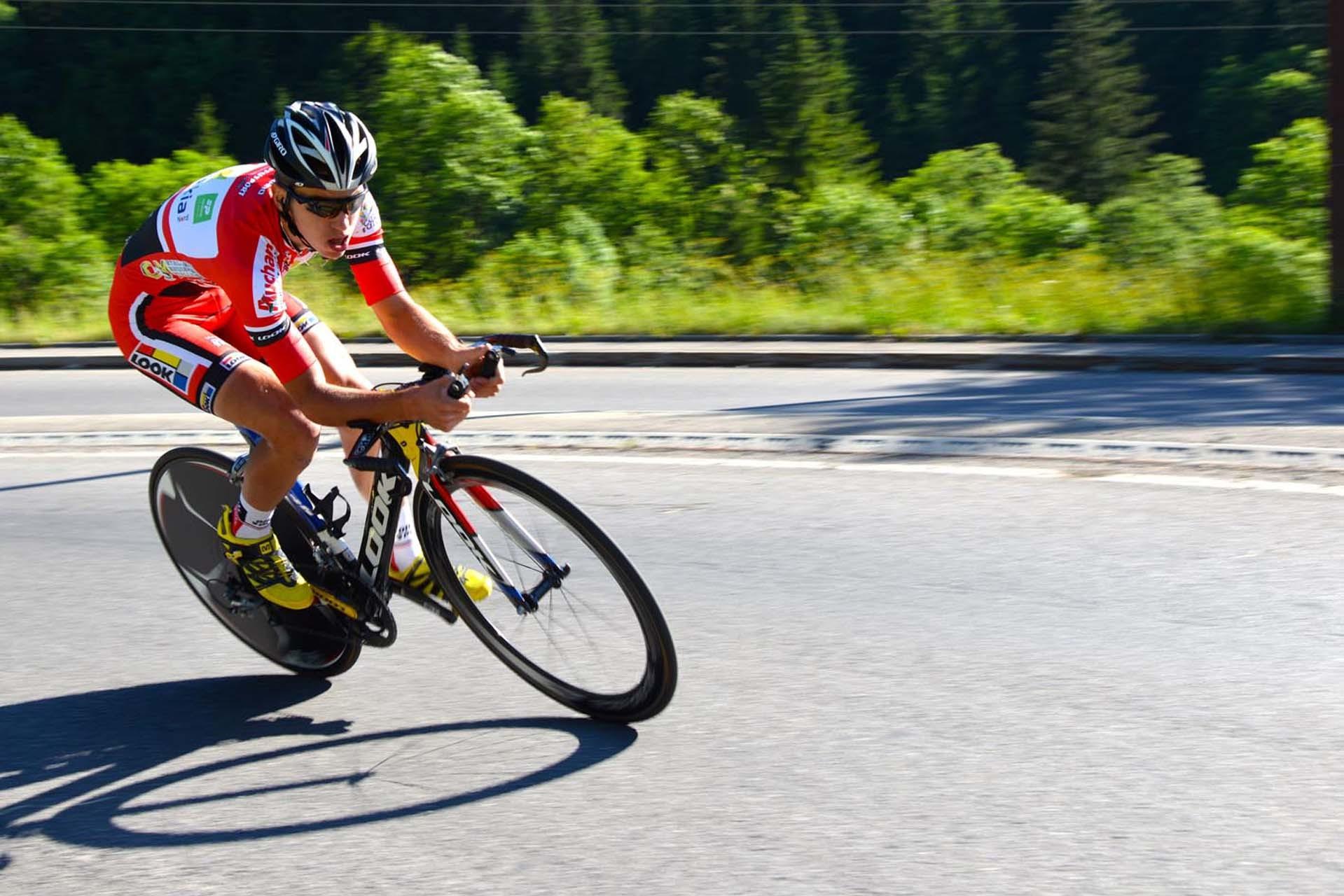 Bergpassen en fietstochten