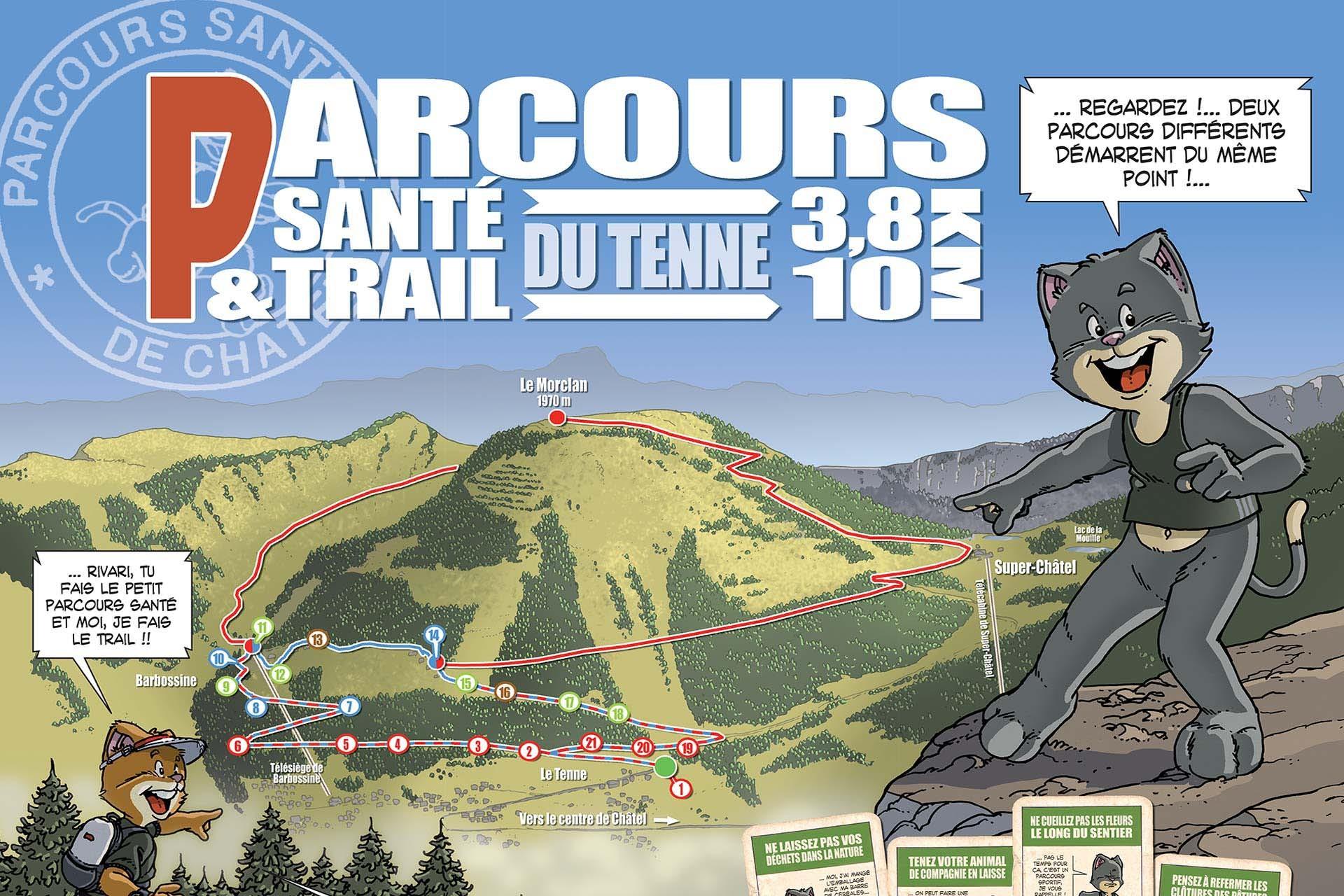 Parcours Santé & Trail