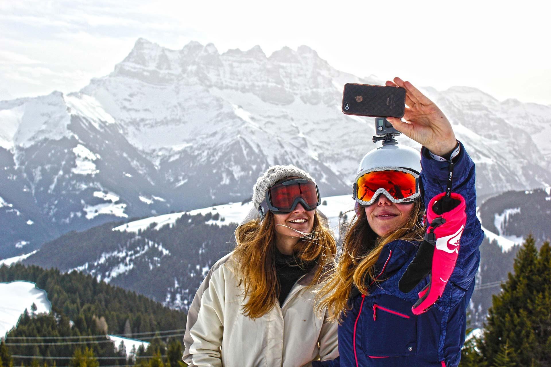 Le Selfie Tour