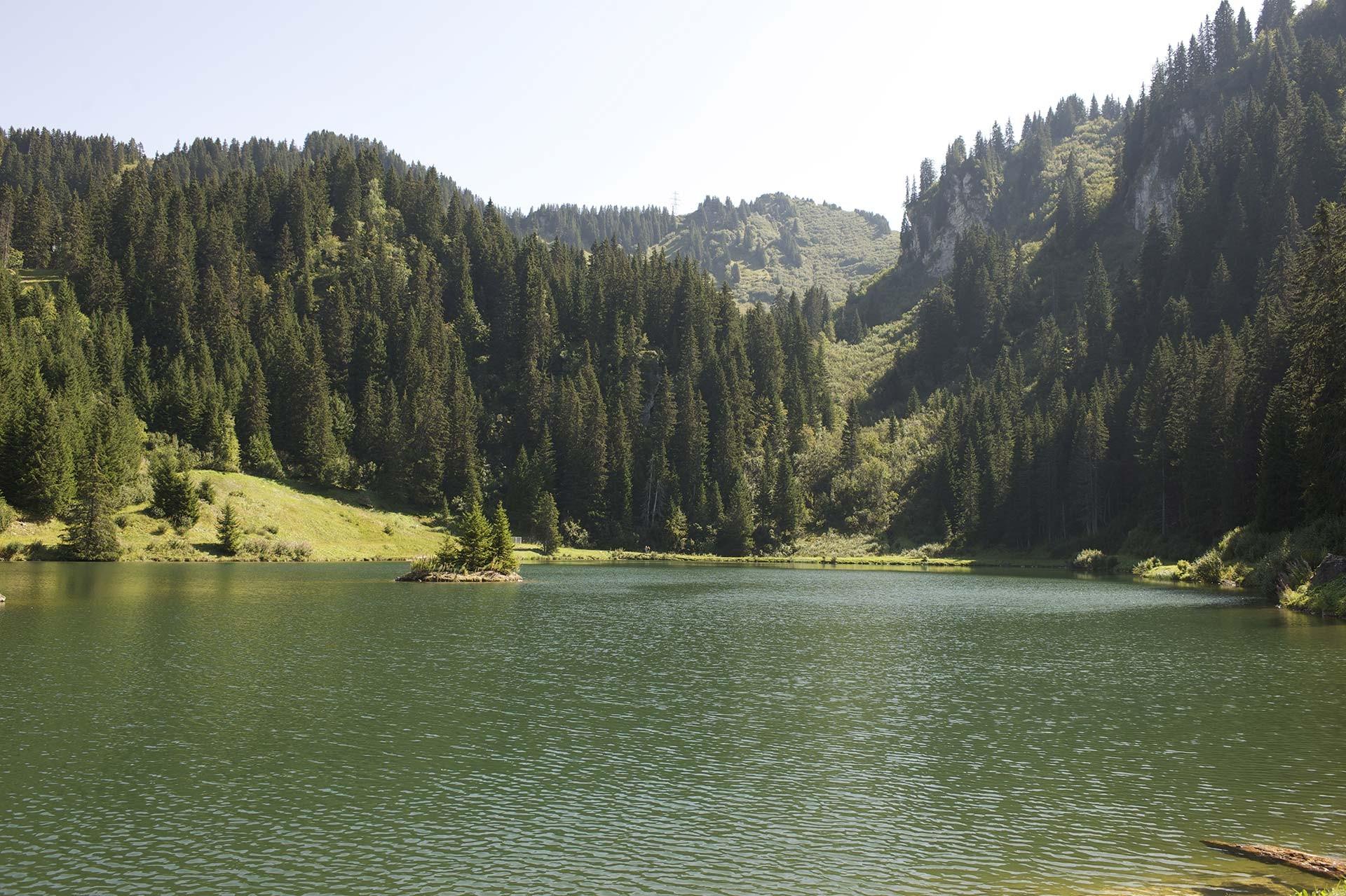 Natuurlijke sites