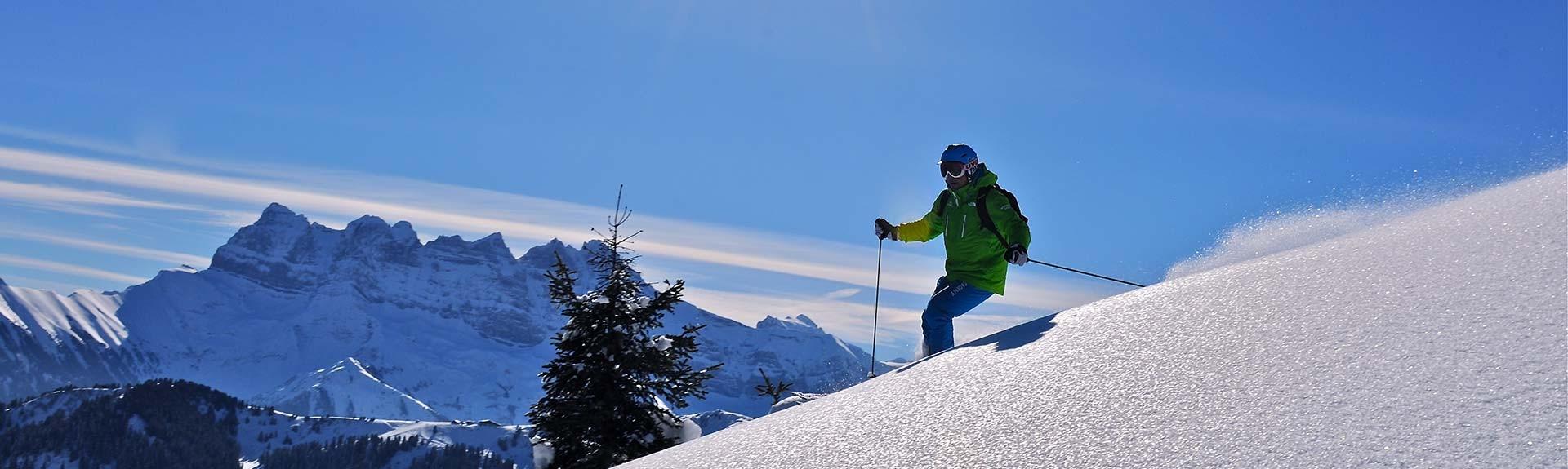 Skipistes & sneeuw info