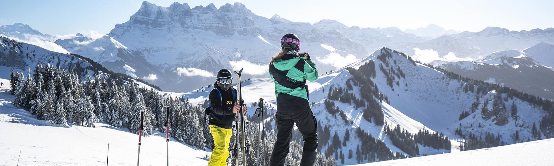 Skiën & glijsporten met het gezin