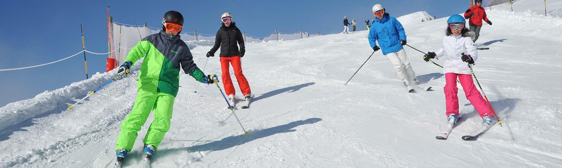 Ski & Glisse en famille
