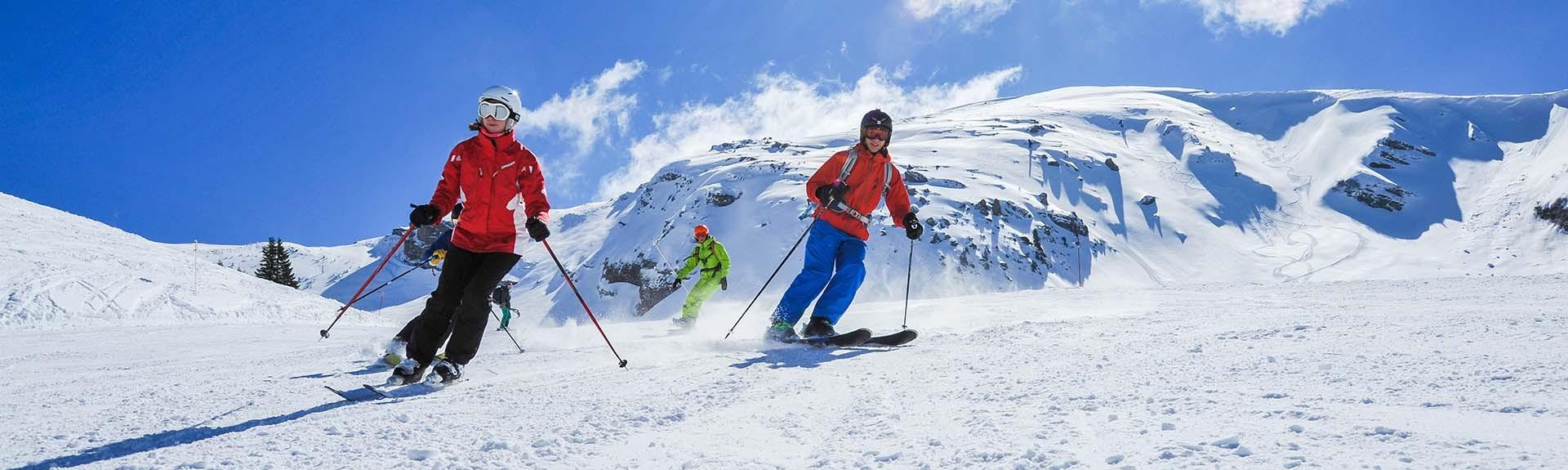 Skiën & glijsporten