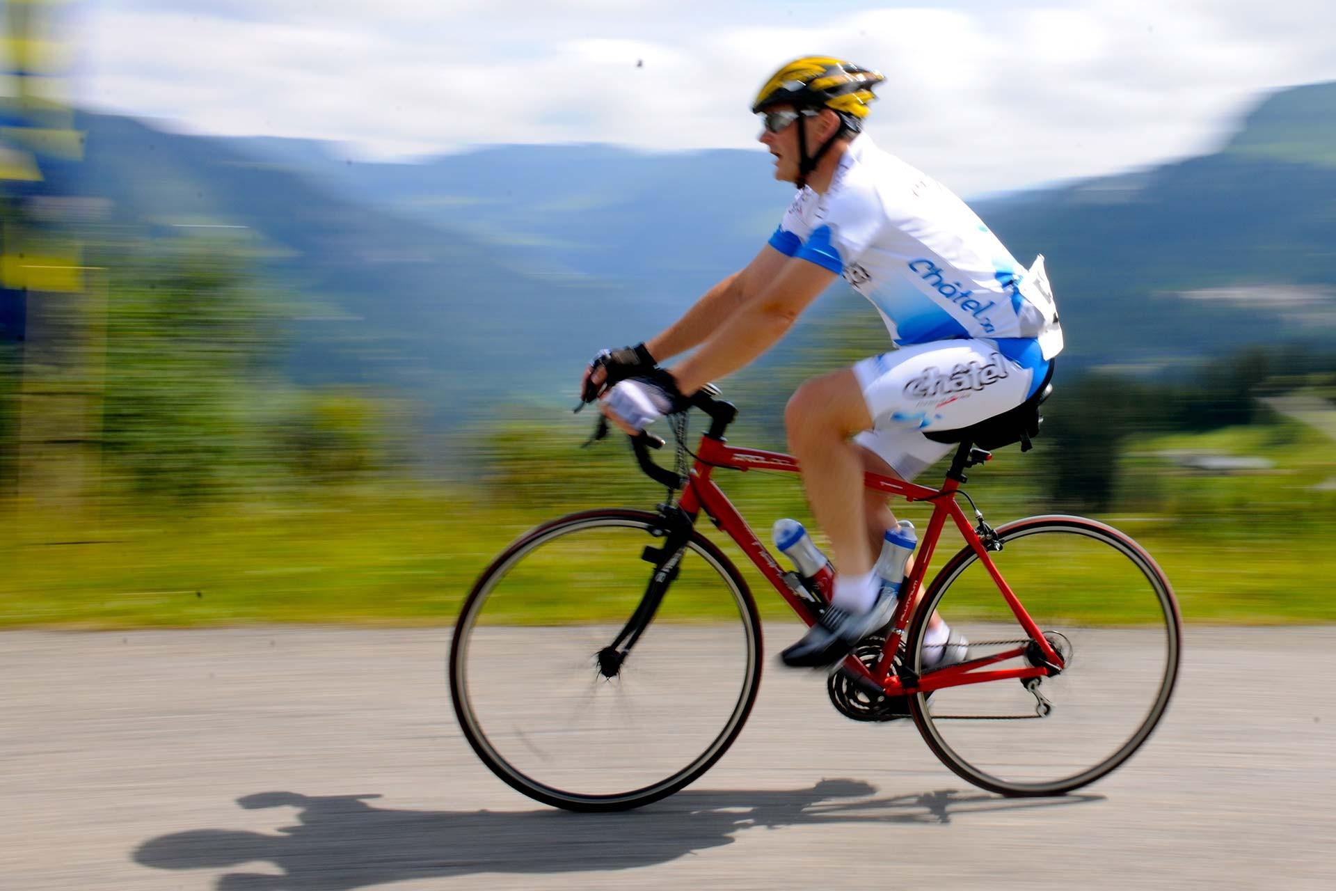 Tenues de vélos Châtel