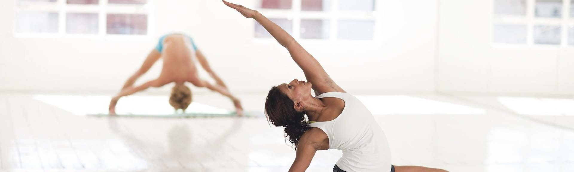 Yoga, Pilâtes