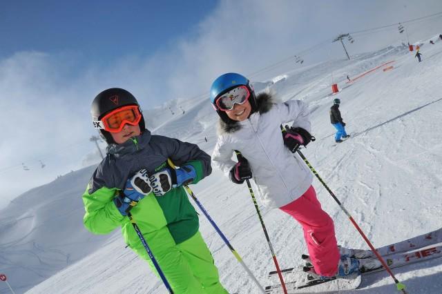 Cours de ski et garderie
