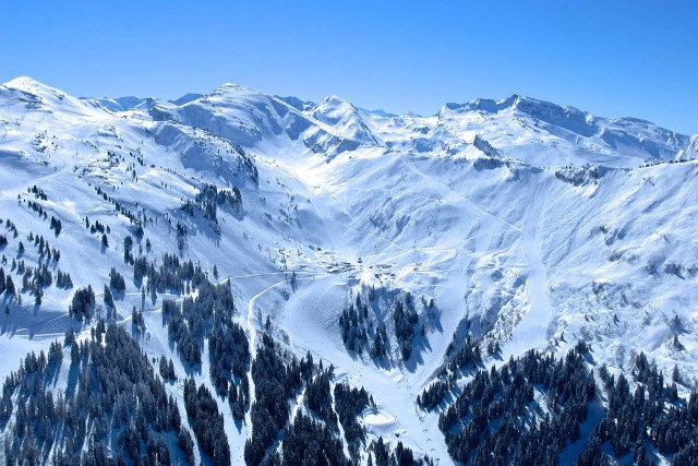 Domaine skiable accessible