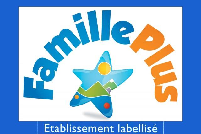 Famille + Labelled establishments