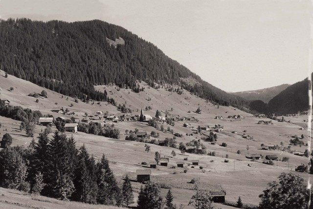 History of Châtel