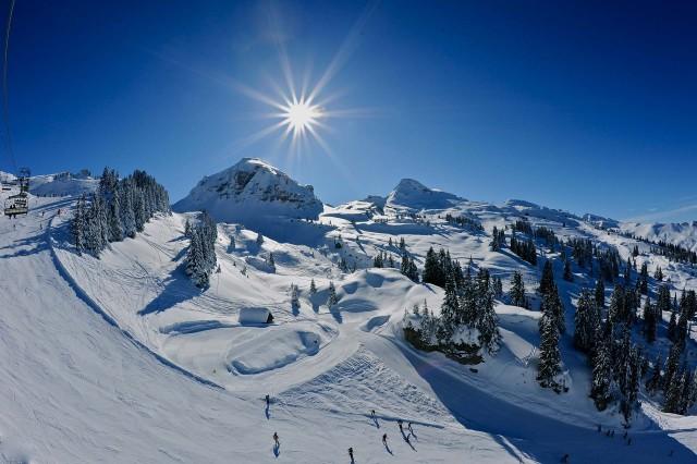 Openingstijden van het skigebied