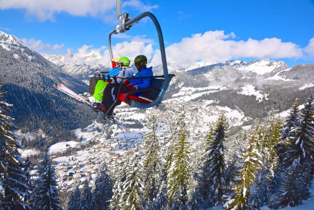 Safety and advice on the ski area