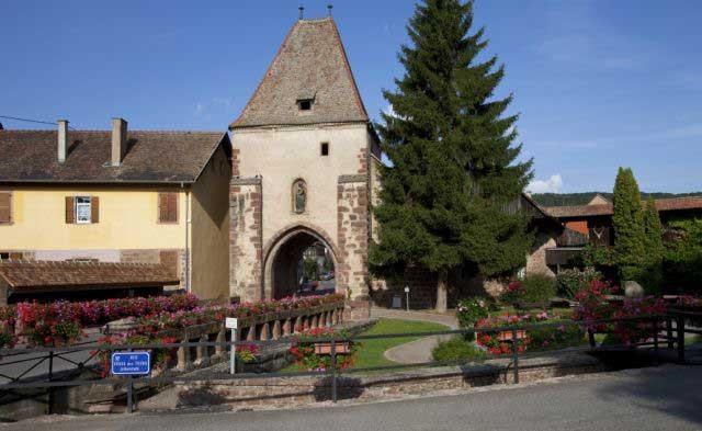 Boersch Alsace