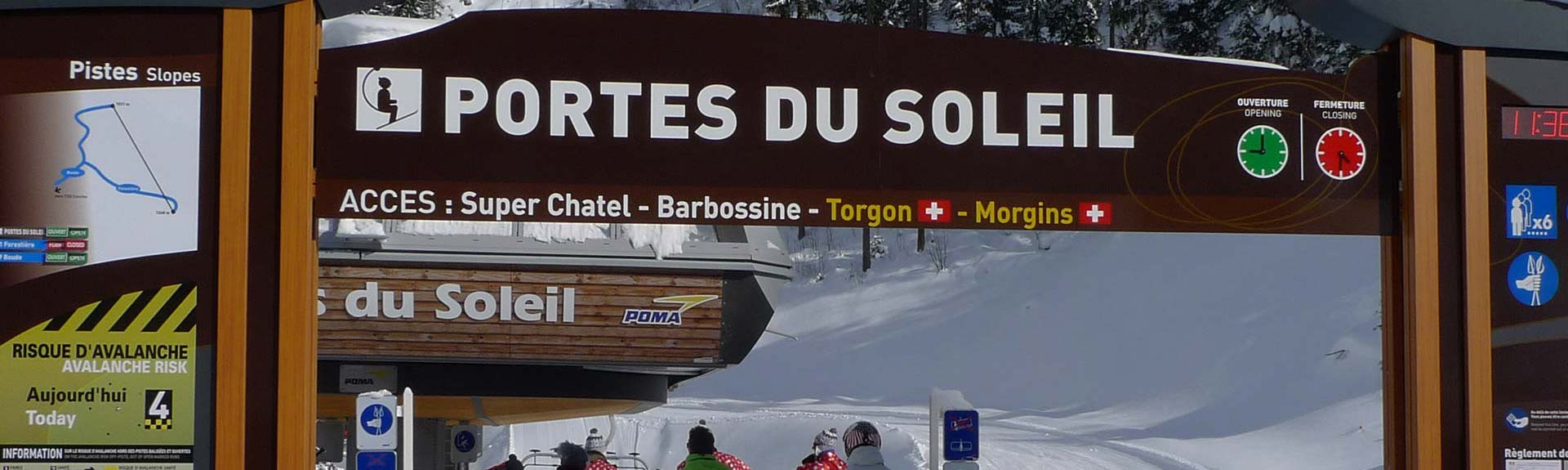 Duo/Trio ski passes