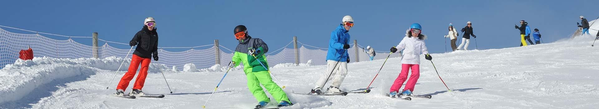 Family ski passes
