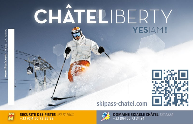 Forfait Châtel Liberty
