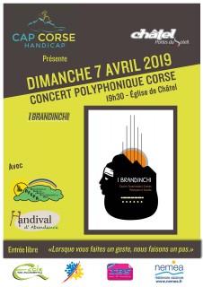Concert polyphonique Corse