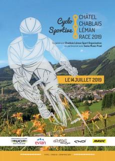 Châtel Chablais Léman Race